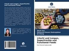 Capa do livro de Litschi und Longan, Superfrüchte und Functional Foods