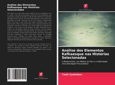 Copertina di Análise dos Elementos Kafkaesque nas Histórias Selecionadas