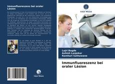 Buchcover von Immunfluoreszenz bei oraler Läsion