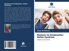 Buchcover von Demenz im Kindesalter: Heller-Syndrom