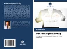 Buchcover von Der Kontingenzvertrag
