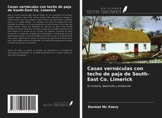Bookcover of Casas vernáculas con techo de paja de South-East Co. Limerick