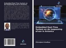 Buchcover von Embedded Real-Time System en de toepassing ervan in Avionics