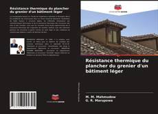 Bookcover of Résistance thermique du plancher du grenier d'un bâtiment léger