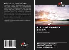 Bookcover of Riproduzione umana assistita: