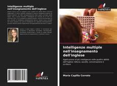 Capa do livro de Intelligenze multiple nell'insegnamento dell'inglese
