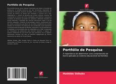 Borítókép a  Portfólio de Pesquisa - hoz