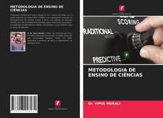 Couverture de METODOLOGIA DE ENSINO DE CIÊNCIAS