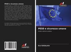 Copertina di PESD e sicurezza umana