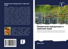 Bookcover of Первичная продукция в пресной воде