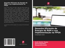 Capa do livro de Desenho Eficiente de Energia da RAM e sua Implementação na FPGA