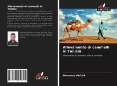 Capa do livro de Allevamento di cammelli in Tunisia