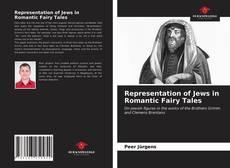 Bookcover of Representation of Jews in Romantic Fairy Tales