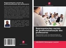 Borítókép a  Representações sociais da profissionalização dos professores - hoz