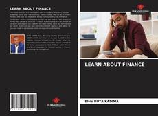 Bookcover of LEARN ABOUT FINANCE