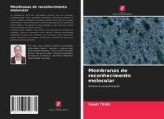 Membranas de reconhecimento molecular的封面