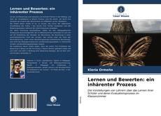 Lernen und Bewerten: ein inhärenter Prozess kitap kapağı
