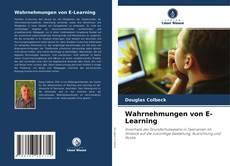 Wahrnehmungen von E-Learning kitap kapağı