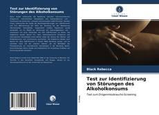 Capa do livro de Test zur Identifizierung von Störungen des Alkoholkonsums