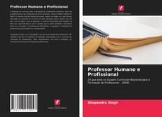 Professor Humano e Profissional的封面