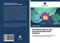 Kunsttherapie in der Psychosomatischen Medizin kitap kapağı