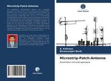 Microstrip-Patch-Antenne kitap kapağı