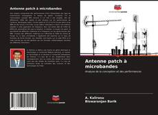 Antenne patch à microbandes kitap kapağı