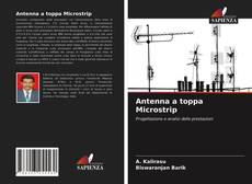 Antenna a toppa Microstrip kitap kapağı
