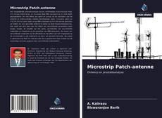 Microstrip Patch-antenne kitap kapağı