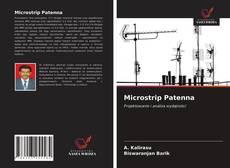 Microstrip Patenna kitap kapağı