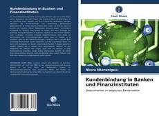 Capa do livro de Kundenbindung in Banken und Finanzinstituten