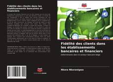Portada del libro de Fidélité des clients dans les établissements bancaires et financiers