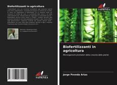 Copertina di Biofertilizzanti in agricoltura