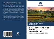 Copertina di PFLANZENREAKTIONEN UNTER WATERLOGGING