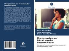 Capa do livro de Übungssystem zur Förderung der Lesemotivation