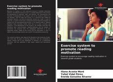 Exercise system to promote reading motivation kitap kapağı