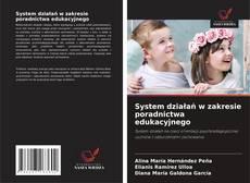Capa do livro de System działań w zakresie poradnictwa edukacyjnego