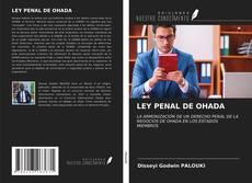 Buchcover von LEY PENAL DE OHADA