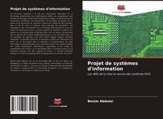 Couverture de Projet de systèmes d'information