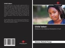 Bookcover of Child labor: