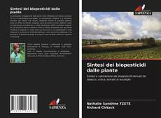 Copertina di Sintesi dei biopesticidi dalle piante