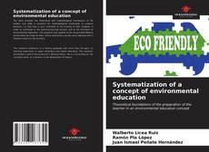 Обложка Systematization of a concept of environmental education