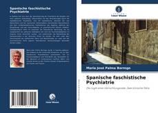 Portada del libro de Spanische faschistische Psychiatrie