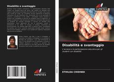 Disabilità e svantaggio kitap kapağı