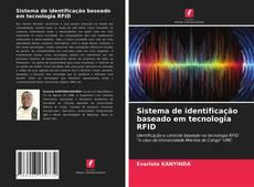 Sistema de identificação baseado em tecnologia RFID kitap kapağı