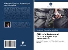 Capa do livro de Offizielle Daten und Darstellungen von Kriminalität