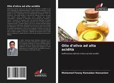 Portada del libro de Olio d'oliva ad alta acidità