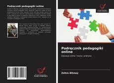 Bookcover of Podręcznik pedagogiki online