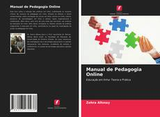 Buchcover von Manual de Pedagogia Online