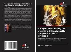 Copertina di Le agenzie di rating del credito e il loro impatto sui paesi in via di sviluppo